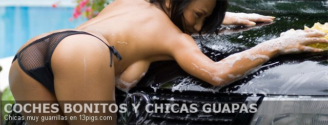 coches-y-chicas