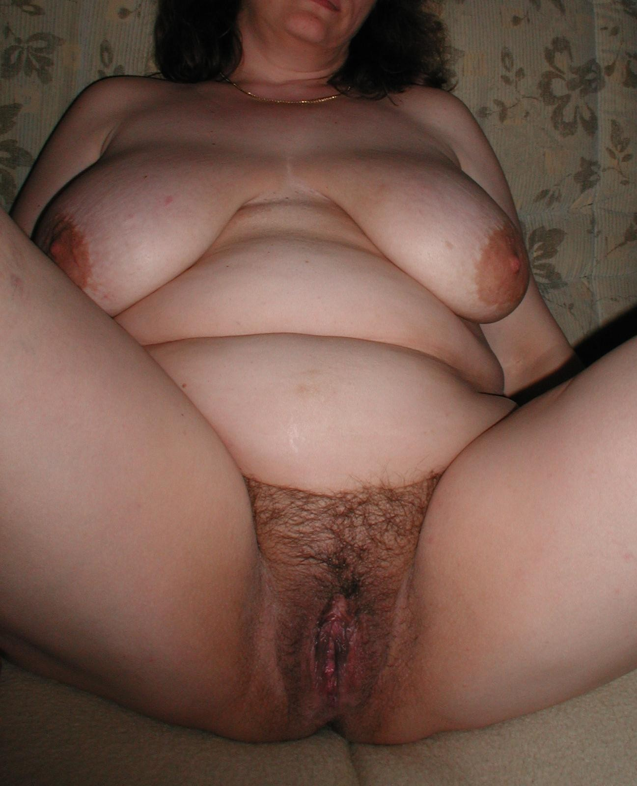 Juicy Hairy Bbw
