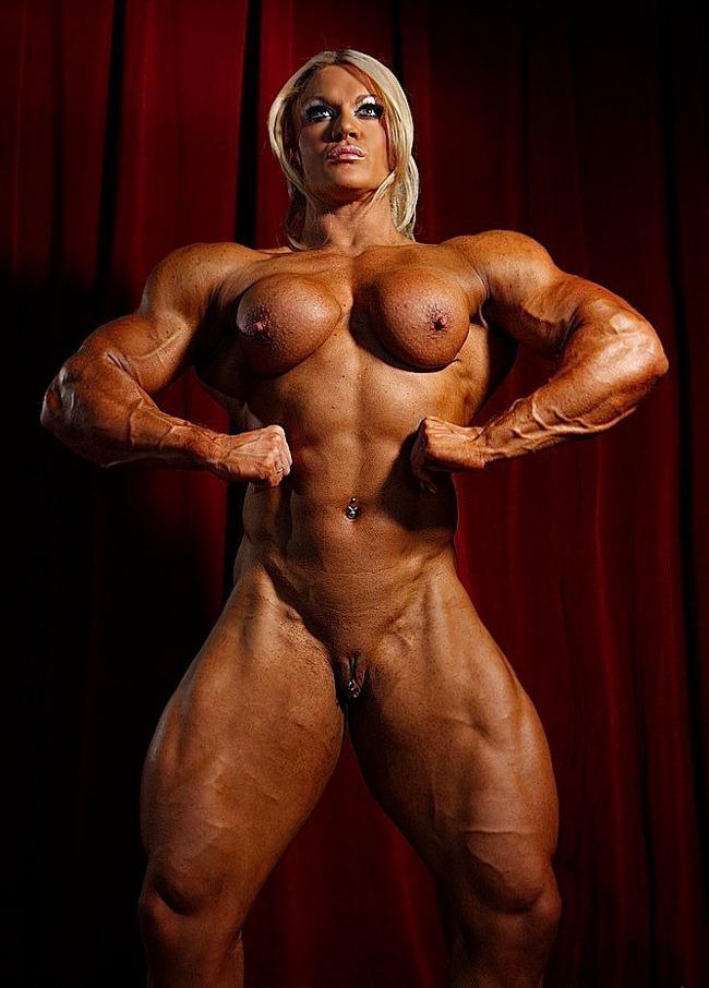 женщины качки фото голые